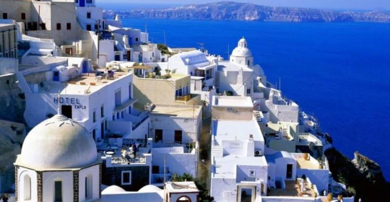 Maisons grecques