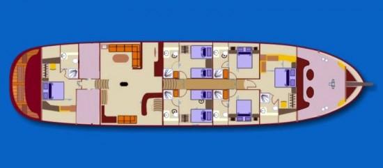 Plan de bateau