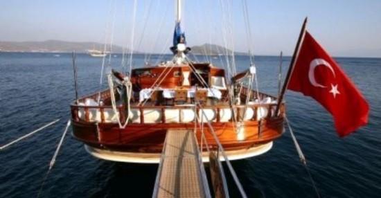 Avant bateau