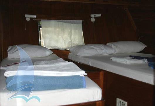 Deux lits