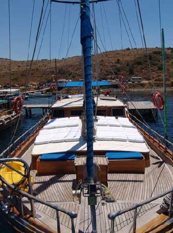Pont du bateau